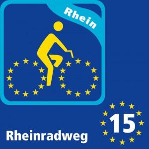 09-15 ADFC RLP Rheinradweg Beschilderung